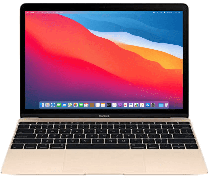 Apple MacBook 12-inch Intel Core M5 1.2 GHz 8GB 512GB Gold Refurbished - MLHC2B/A